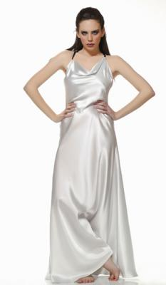 Blushing Bride-Long Nightgown